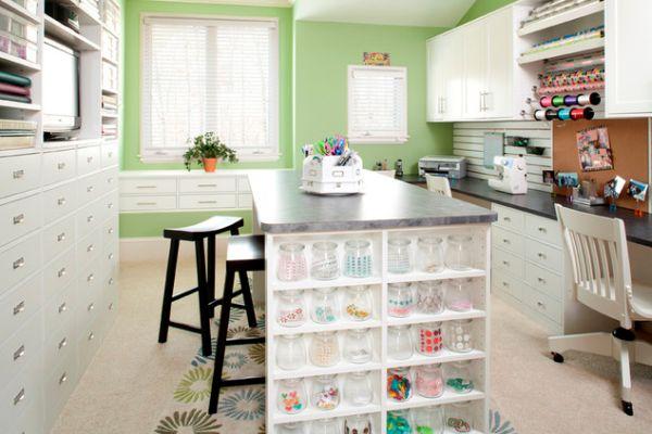 Craft Room Storage Ideas Budget