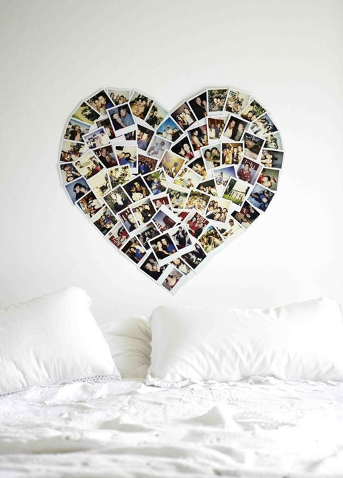A-polaroid-heart