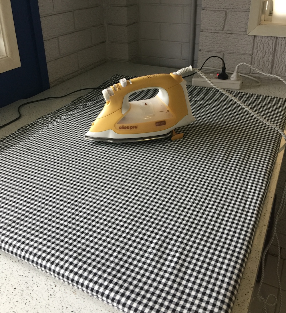 ironing pad – a tutorial to make your own