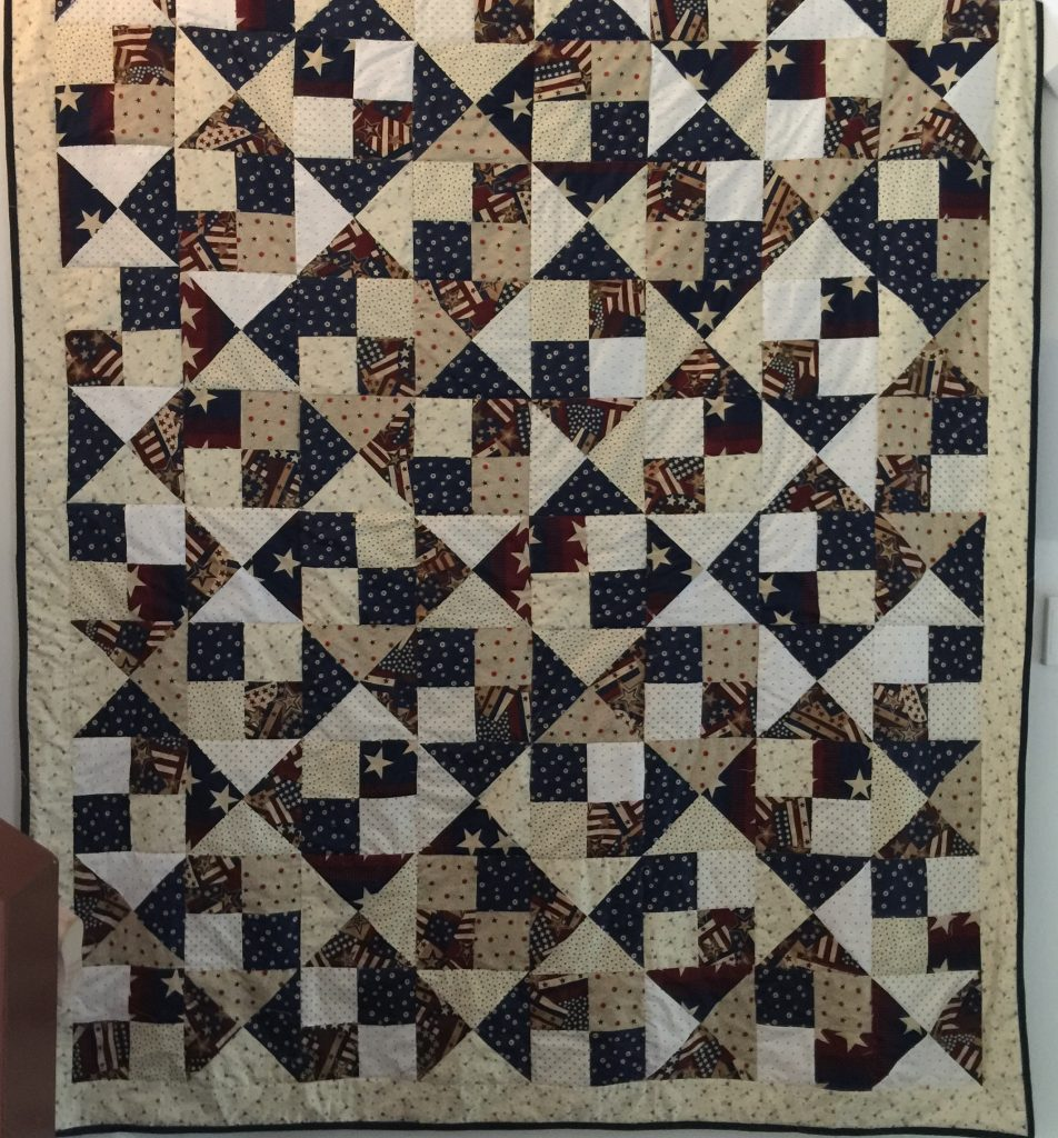 american quilt aka oh say can you see…